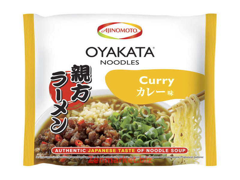 Oyakata Noodles - Gusto Curry