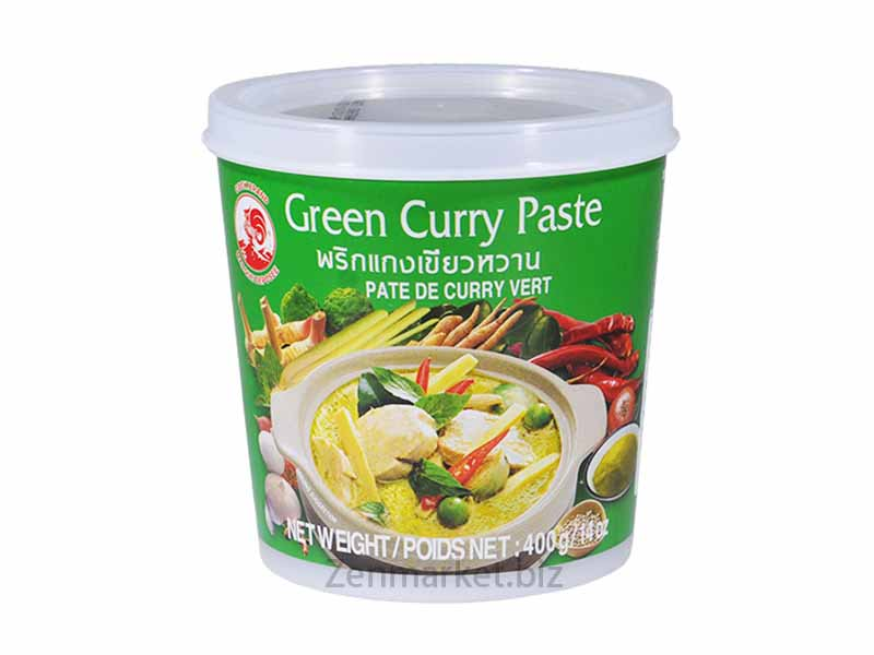 Curry Verde Tailandese In Pasta - Green Curry Paste