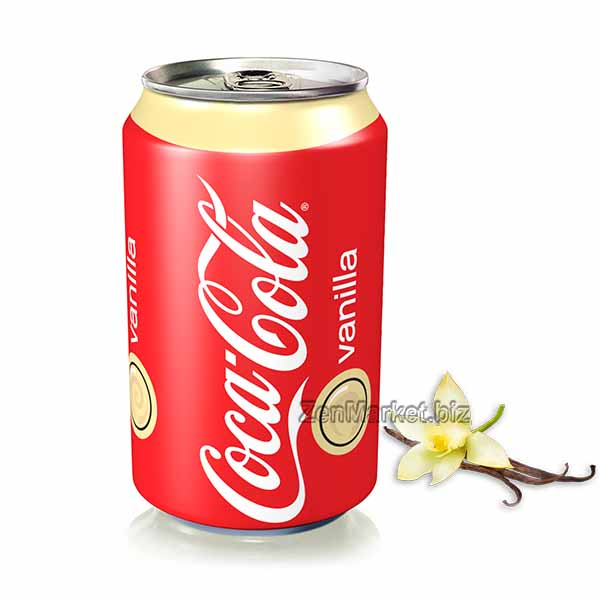 Coca Cola Vanilla 330 ml