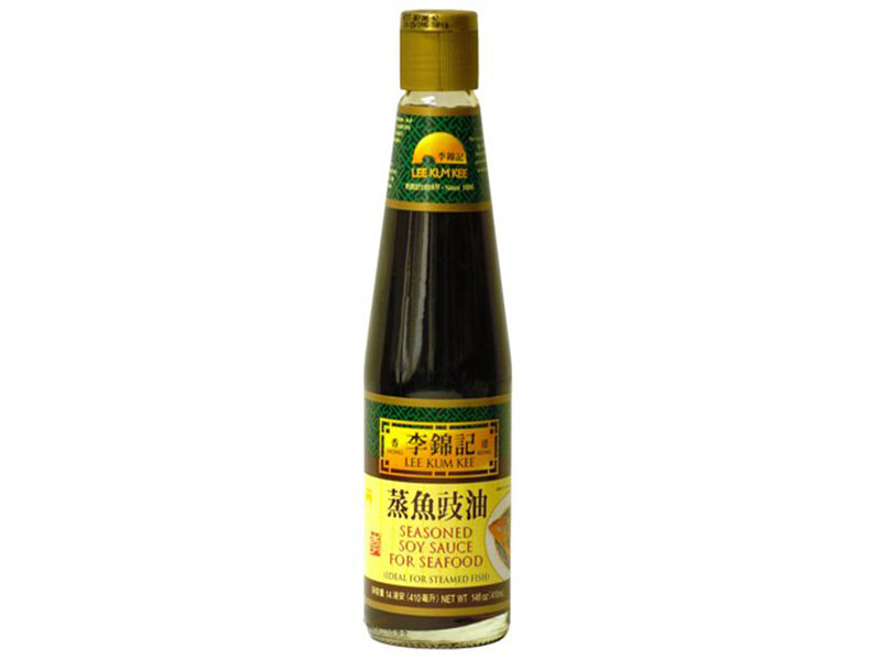 Salsa di Soia Seasoned Soy sauce For Seafood - Lee Kum Kee