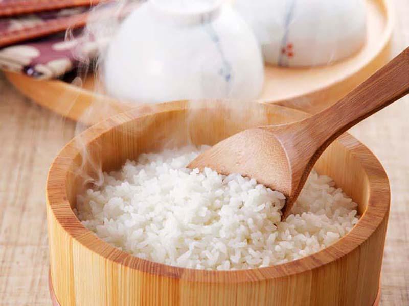 Riso per sushi okomesan tenuto sottovuoto jric53 4 for Cucinare konjac
