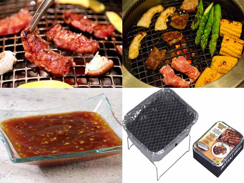 Salsa yakiniku bbq classico giapponese ebara b6033 6 for Cucinare yakisoba