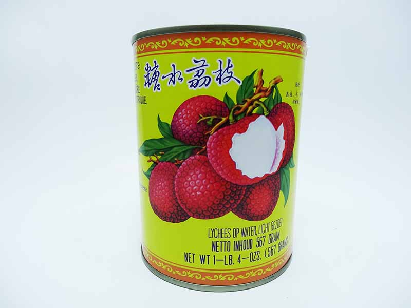 Lychees Cinesi in Sciroppo 567 g