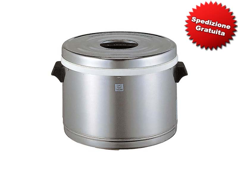 Pentola Termica Tiger 3,90 Litri - Thermal Food Holder Tiger