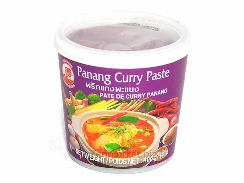 Curry Panang In Pasta - Panang Curry Paste