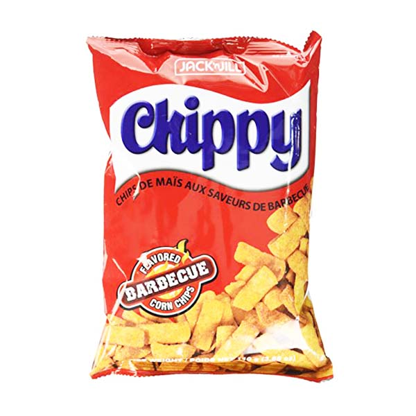 "Chips di mais al barbecue ""Chippy"" 110g, Jack N Jill"