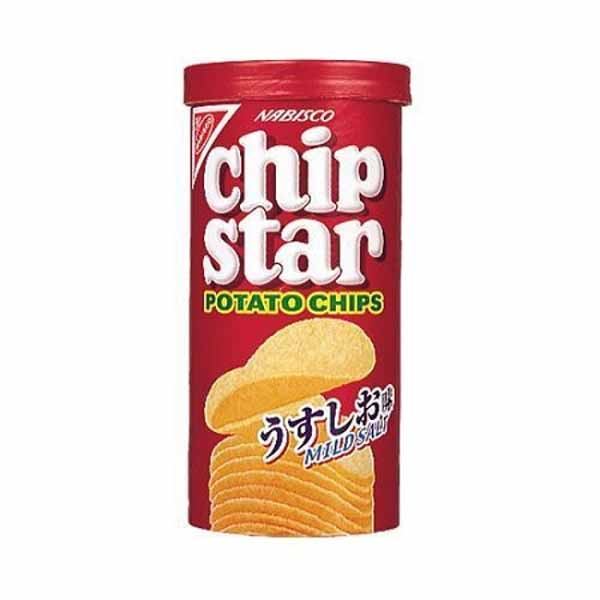 Chip Star Patate Chips 50g, YBC